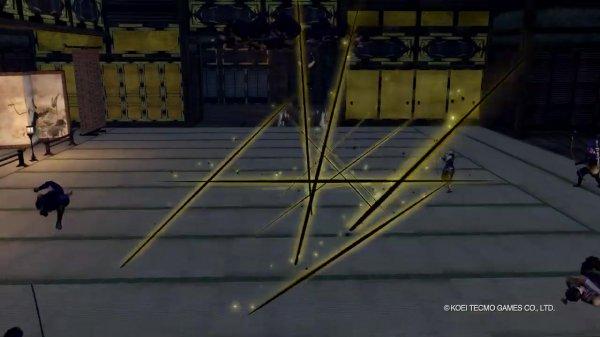 《无双大蛇3:终极版》新角色公布 忍者隼龙参战