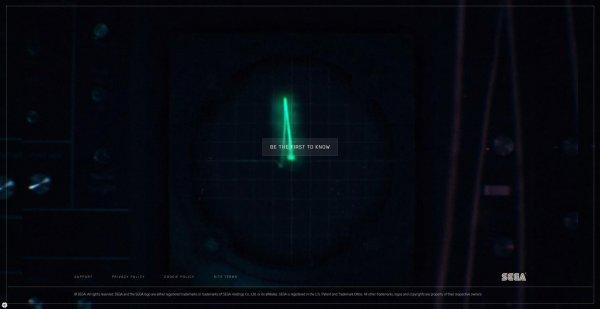 世嘉上线神秘新作网站 显示心电图、或在科隆展公布