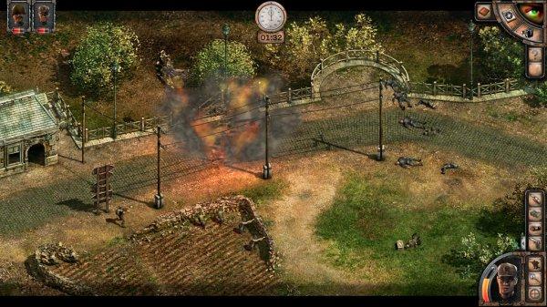 《盟军敢死队2:高清重制版》CG发布 潜入敌人腹地