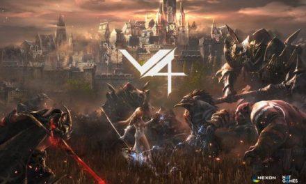 NEXON旗下手游新作《V4》公布 今年11月正式上线