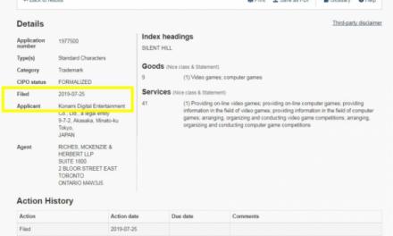 Konami重新注册《寂静岭》商标 或有新作将会公布
