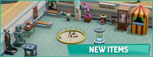 """《双点医院》新DLC""""亲密接触""""公布 8.29正式发售"""