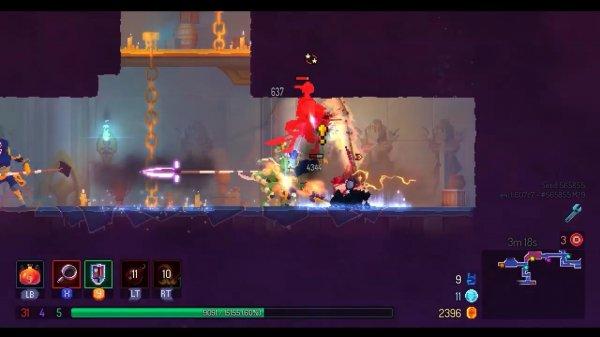 《死亡细胞》发布免费更新内容 全新武器怪物上线