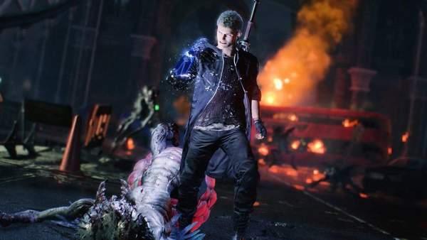 但丁配音演员展示神秘视频 《鬼泣5》DLC或将来临