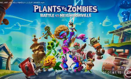 《植物大战僵尸》新作预告片泄露 10月份有望发售