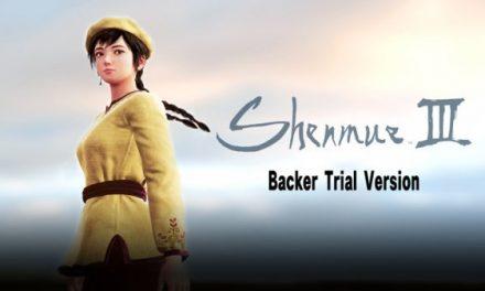 《莎木3》9月为众筹玩家推出试玩 游戏配置公布