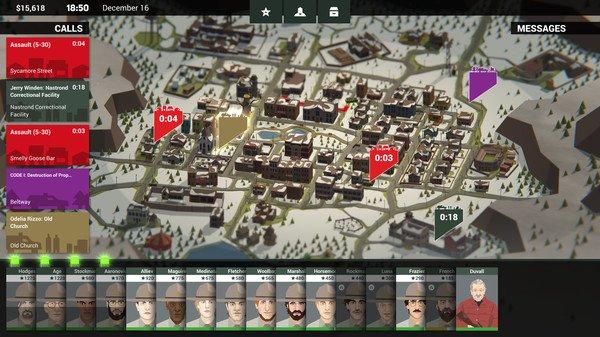 《这是警察2》移动版预告发布 9月登陆iOS和谷歌商店