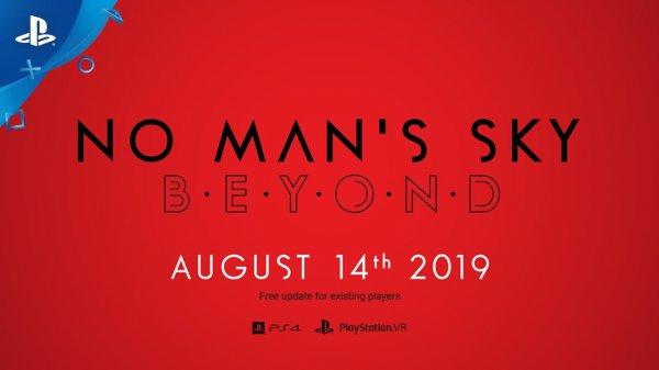 """《无人深空》免费章节""""Beyond"""" 8月14日正式上线"""