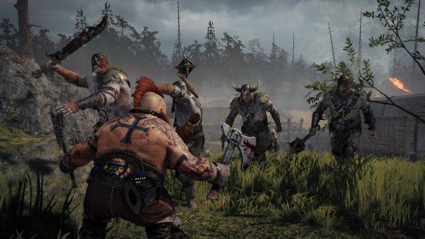 《战锤:末世鼠疫2》新资料片定档8月13日 登陆PC平台