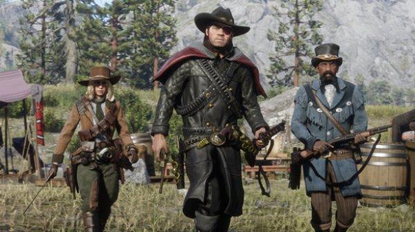 《荒野大镖客2》9月10日更新 三种新边境职业上线