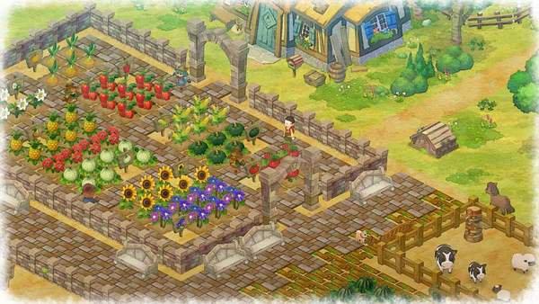 《哆啦A梦:牧场物语》PC版定档 10月11日登陆Steam