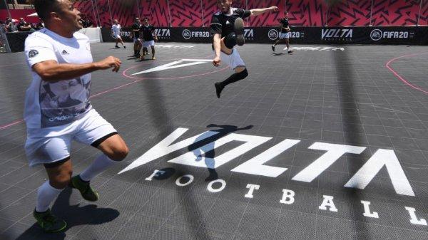 《Fifa 20》街球模式预告 挑战极限制霸自由球场