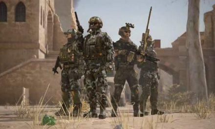 《坦克世界》厂商新作 团队射击《Caliber》曝光