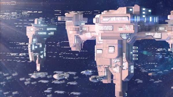 """P社《群星》新DLC""""联邦""""公布 10月24日正式发售"""