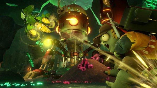 EA《植物大战僵尸》新商标 或为花园战争续作