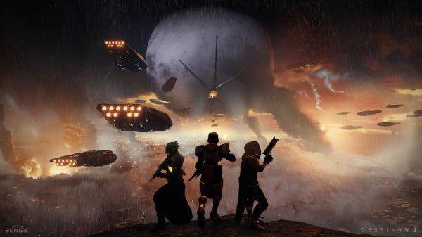 《命运2》宣布离开暴雪战网 10月正式入驻Steam平台