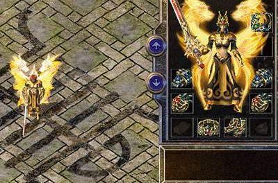 激情神鬼传奇sf中武器装备开关游戏玩法