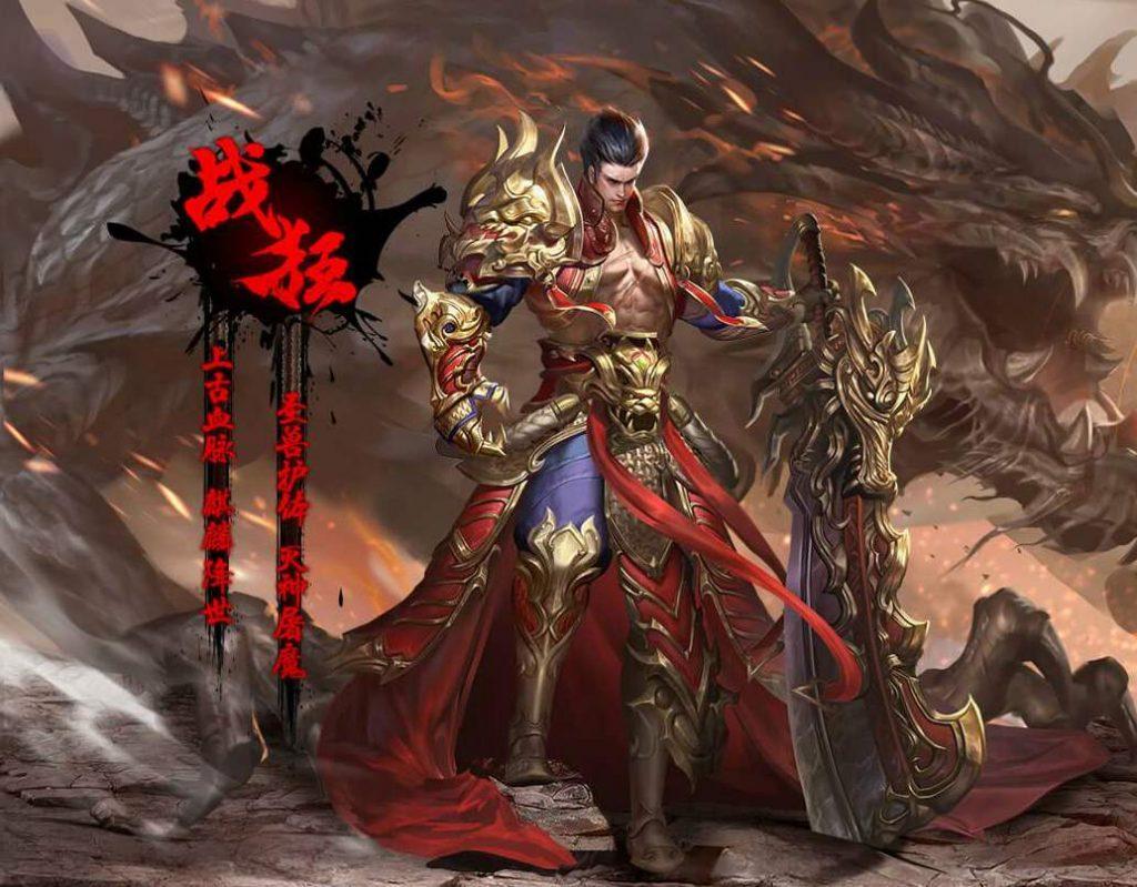 180弑魂火龙传奇私服里玩家总调侃战士升级慢的原因