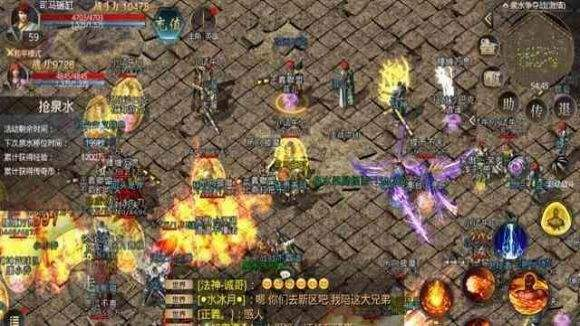 176浴火之战sf中玩家的成神之路经验分享