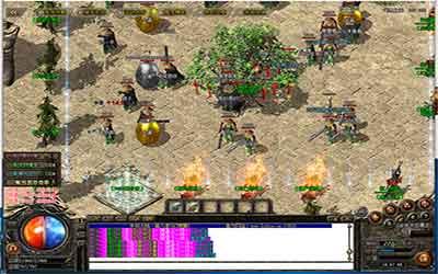 变态连击传奇sf攻略:石墓阵地图中怎么刷boss?