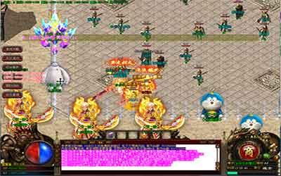 传奇霸业道士玩家的技能提升详细介绍!